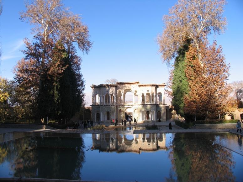 Schāhzādeh Garten, Māhān, Kerman