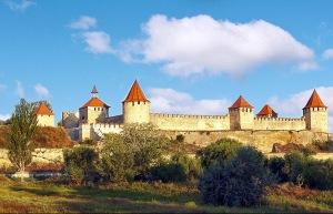 Tighina-Fortress